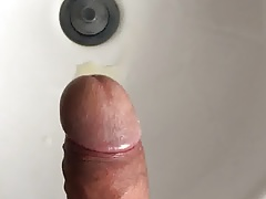Hand free cum