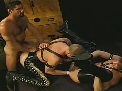ClubInfernoDungeon Vintage Hunks Fisting Fetish 3Some