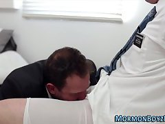 Horny missionary gets bj