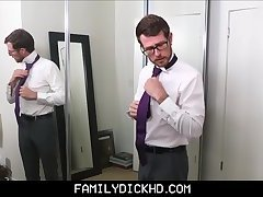 Young Step Son School Boy Sex With Step Dad Before Parent Teacher Conference