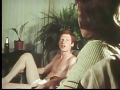 Ginger Twink Fucks Bare. Vintage