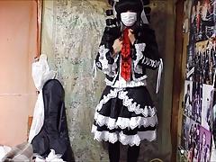 Japan cosplay cross dresse123