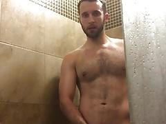 Horny hunks in shower 34