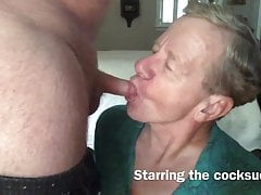 I Suck a Total Stranger's Cock To Orgasm