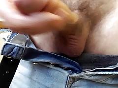 Bulging jeans