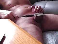 ball spank