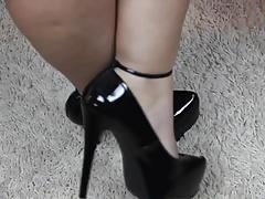Cum on High Heels Mix 595