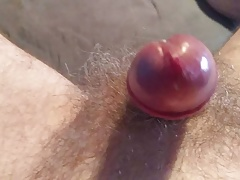 Another hands free ejaculation