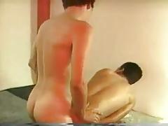 Hot Bareback Interracial