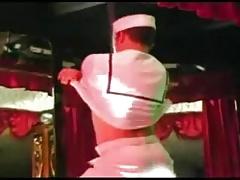 Alex striptease