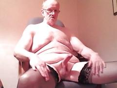 Stockings Wank