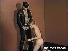 Vintage Gay Enema And Domination