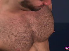 Diego Passionately Fills Seths Sexy Ass
