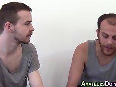 Amateur bears get horny