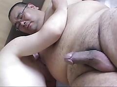 Japanese chub bear daddies