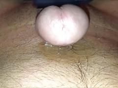 close up vibrator cum thick load