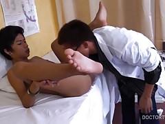 Kinky Medical Fetish Asians Barebacking