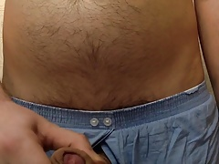 masturbacion en boxer