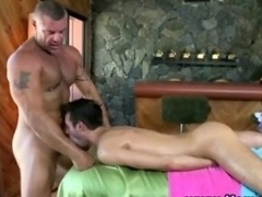 Homosexual straight massage seduction rim and moreover blowjob