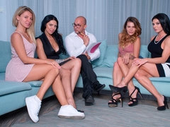 Girls Girls Girls, Group Sex Orgy