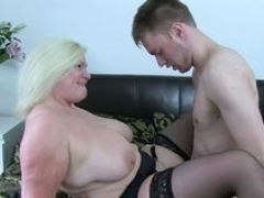 AgedLovE Xxx with Hot Grown-up Lacey Starr