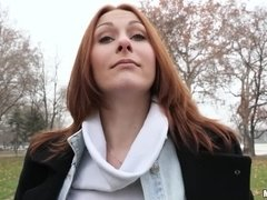 Russian Redhead Is Easily Seduced
