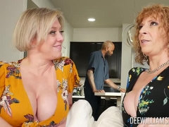 Dee Williams - Interracial 3 Way with Sara Jay! - dee williams