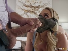 Keiran Lee presents Mia Malkova her awesome paratrooper