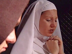 nun sucking and penetrating