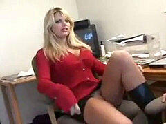 big-chested mischievous Mature screws Her Therapist - Vicky Vette
