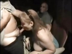 big beautiful women wife at adult cinema 1
