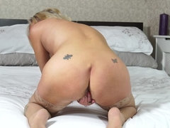 British hairy housewife fooling around