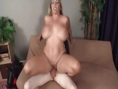 Hot mom i`d like to fuck & her less experienced lover 983