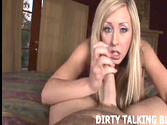 Pump my mouth total of your steamy spunk baby JOI