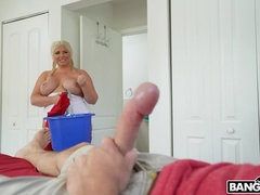 Maid With Huge Ass Gets Fucked
