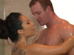 Asa Akira is a specialist at erectile dysfunction treatment
