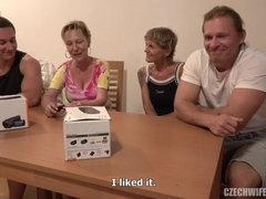 Czech Wife Swap 10 part 3