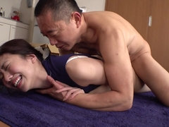 Dick For Asian Babe - rough sex