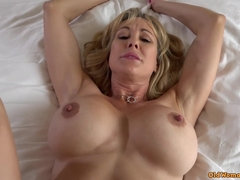 When The Husband Is Away, Brandi Love Will Play!