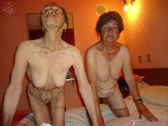 My Crazy Collected Granny Pictures from Internet