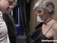 ultra-kinky Family Visits Swingers Club
