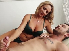Novel MILF Finishes the Job - FinishHim