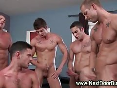 Check amateurs gays blow their loads