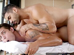 Massage sesh ends with sodomy (Arad Winwin, Elliot Finn)