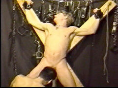 TRM - wrestled and trussed