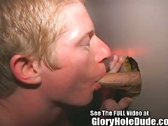 Blonde Twink Boy Aaron Is No Stranger To The Cock