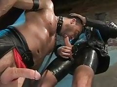Gay Leather Fuck 1