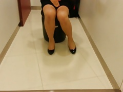 Pantyhose Masturbation 11