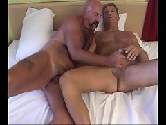 Giles And Jared pound bare