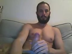 You hairy wanker pumps out some jizz